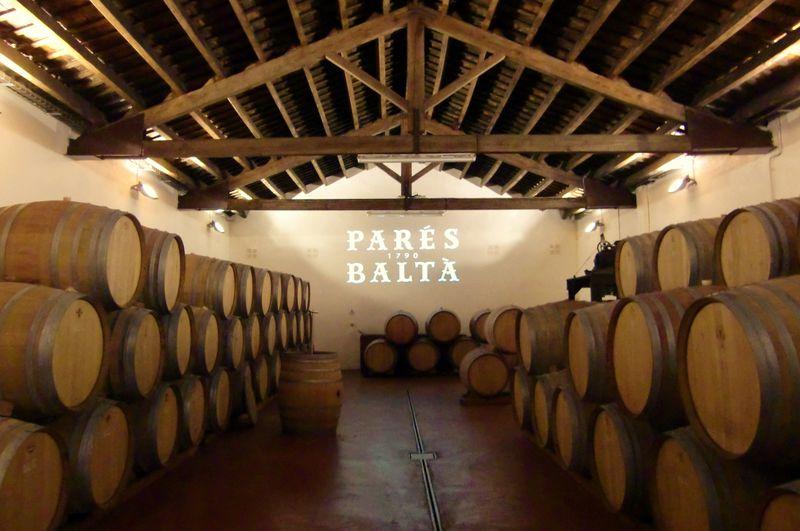 スペインで本場のカヴァを飲もう!『Pares Balta』は見学できるおすすめのワイナリ—