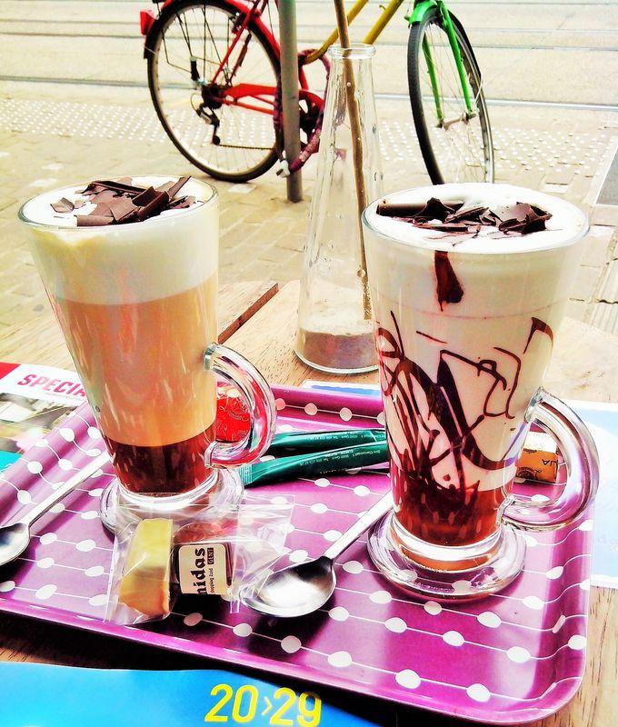 見た目もかわいい!ベルギー王室御用達チョコレートブランド「Leonidas」濃厚チョコレートドリンク