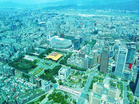 登る!見る!食べる!台湾ランドマークタワー「台北101」