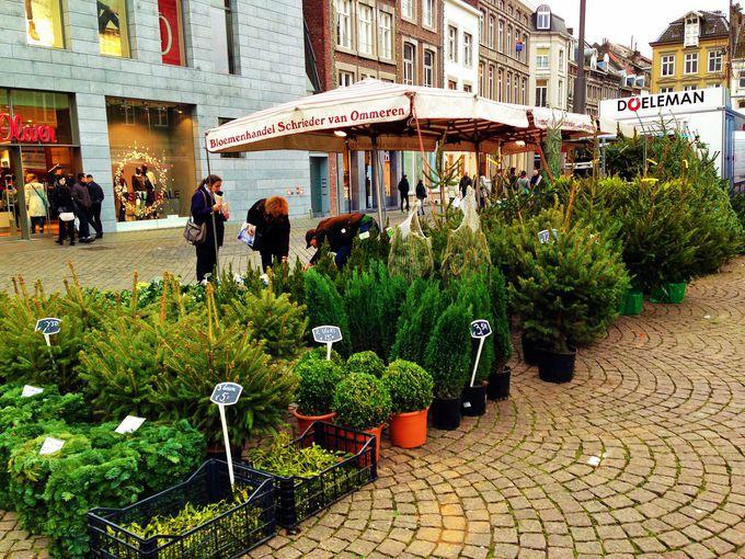 冬といったらクリスマスマーケット!