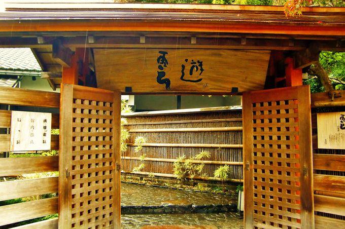 「天山湯治郷」は箱根湯本駅から楽々アクセス!