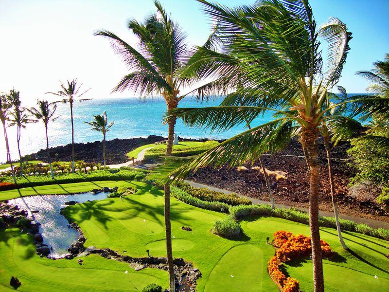 極上リゾートはハワイ島にあり!ヒルトンワイコロアビレッジに泊まろう!