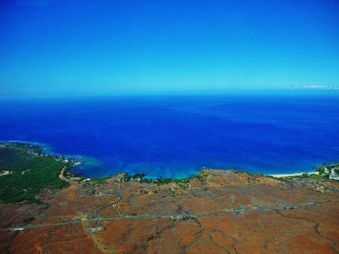 ツアーのラストを締めくくる絶景!ハワイ島の海岸線