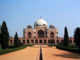 歴史あるインド・デリーの魅力ある3つの世界遺産