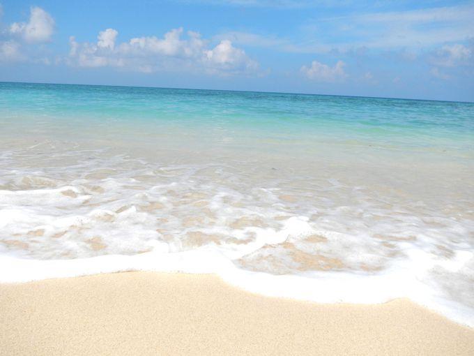 「海だけ」という贅沢
