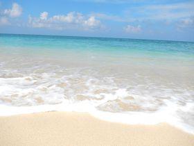 お部屋で海カフェ!海しかない贅沢・沖縄「美ら海オンザビーチMOTOBU」