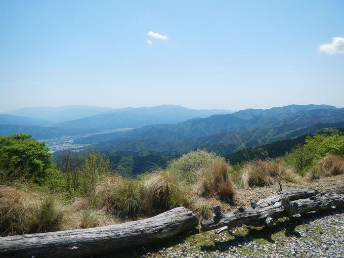 チャレンジ!絶景の池田山登山