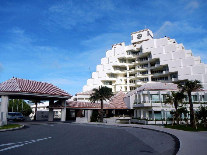 沖縄西海岸・恩納を代表するリゾートホテル