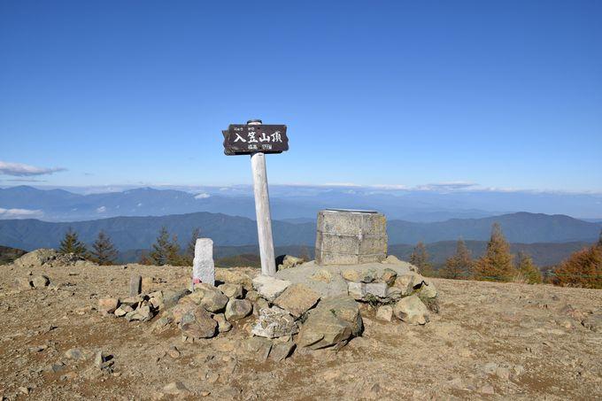360度の絶景!入笠山登山