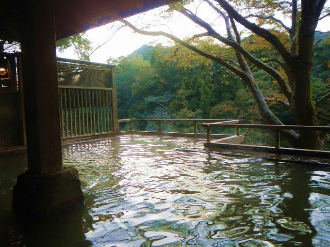 「湯谷温泉駅」でゆっくり温泉を楽しむ!
