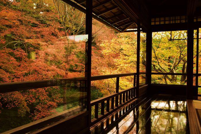 京都でも有数の美しさを誇る場所