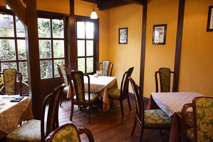 紅茶専門店ティーズリンアン