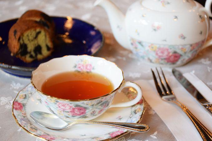 本当に美味しい紅茶をどうぞ