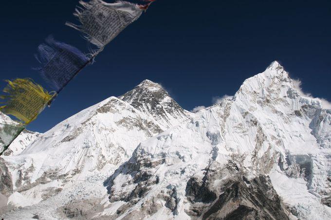いざ、エベレスト最高の展望台標高5,000mの山「カラパタール」へ!