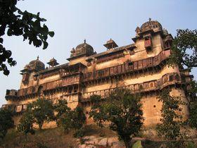 ムガル帝国へ行こう!インド古都「オルチャ」の遺跡群