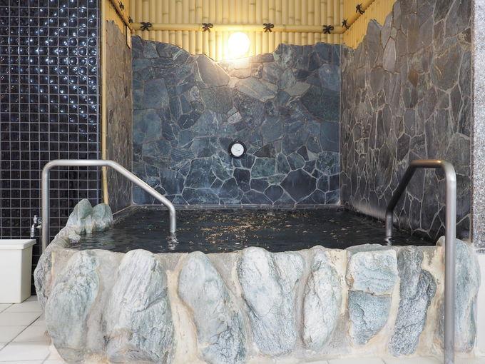 露天風呂以上に露天風呂な内風呂