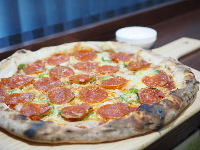 控えめに言って、絶品すぎるピザ