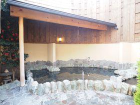 スカイツリーのお膝元「押上温泉・大黒湯」は大露天風呂が超極楽