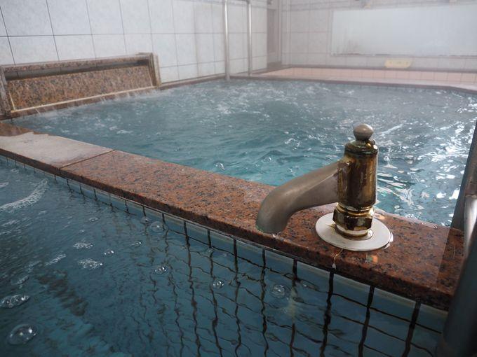 日本有数の価値がある「水道の湯」