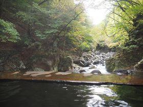 塩原温泉で絶景の貸切露天風呂といえば「柏屋旅館」は外せない