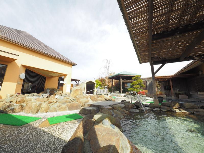 厚木の魅力が大集合!自家源泉の温泉施設「湯花楽厚木店」
