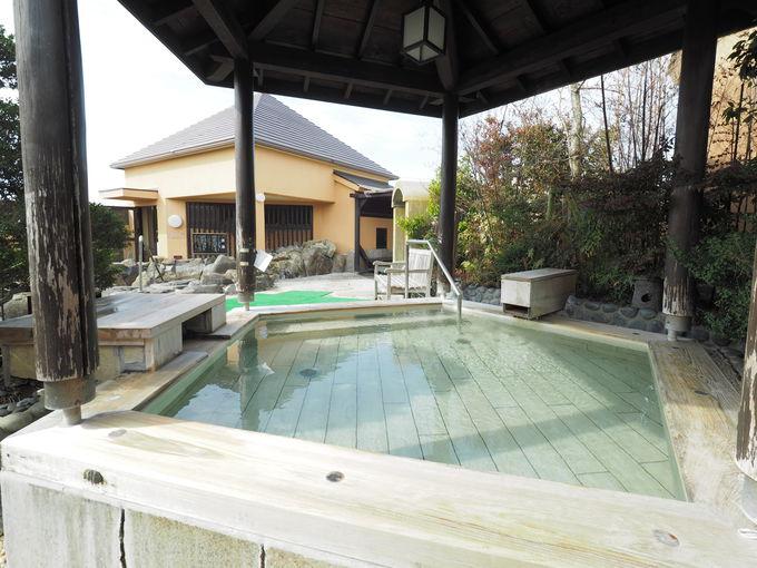 どう入るべきか迷う方へ…露天風呂のオススメコース
