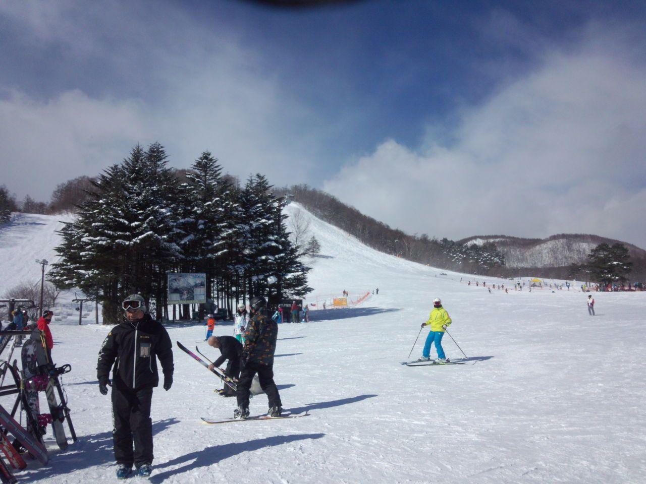 伝統あるゲレンデで老若男女楽しめる「草津国際スキー場」