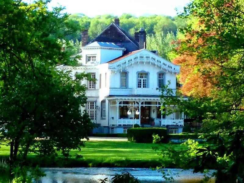 自分へのご褒美旅!ベルギー「カステール アルテムブロウク」で、リュクスな田舎滞在を。