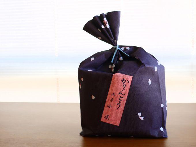 【第5位】 東京かりんとう御三家の1つ、小桜の「かりんとう」は、手土産にぴったり!