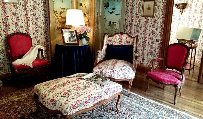 長い歴史を物語るさまざまな部屋