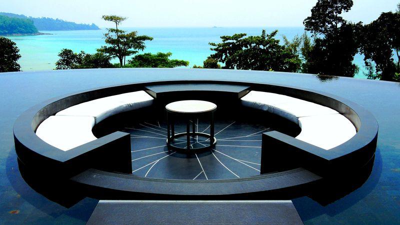 アンダマン海を一望!5つ星リゾート「プルマン・プーケット・アルカディア」