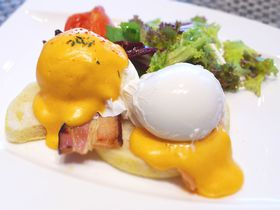 ザ・ゲートホテル雷門「Rレストラン&バー」スカイツリーを眺めながら、ごきげんな朝食を!