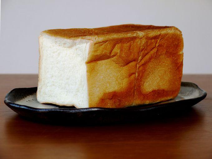 元祖ふわふわ食パン!「ペリカン」