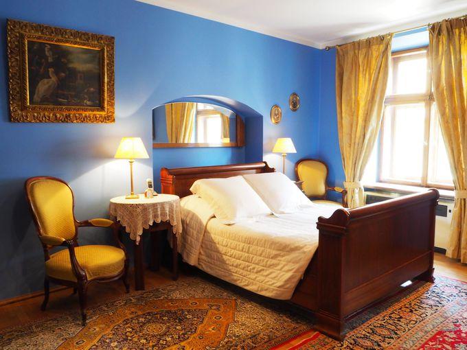 客室わずか5室!早めの予約が必須の個人経営ホテル