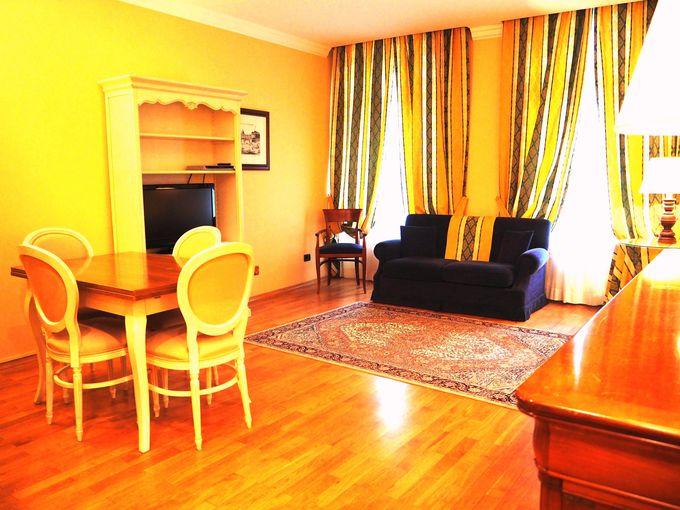 長期でも短期でも使える、便利なアパートメントホテル