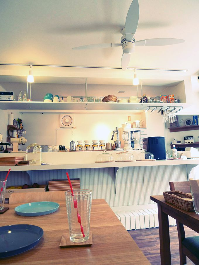 裏浅草に隠れ家カフェあり!「cafe michikusa」