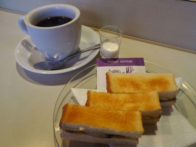 昭和を体験できる喫茶「珈琲アロマ」