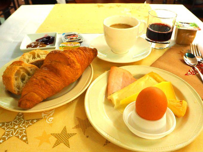 朝食はボリューム派?それとも少食派?
