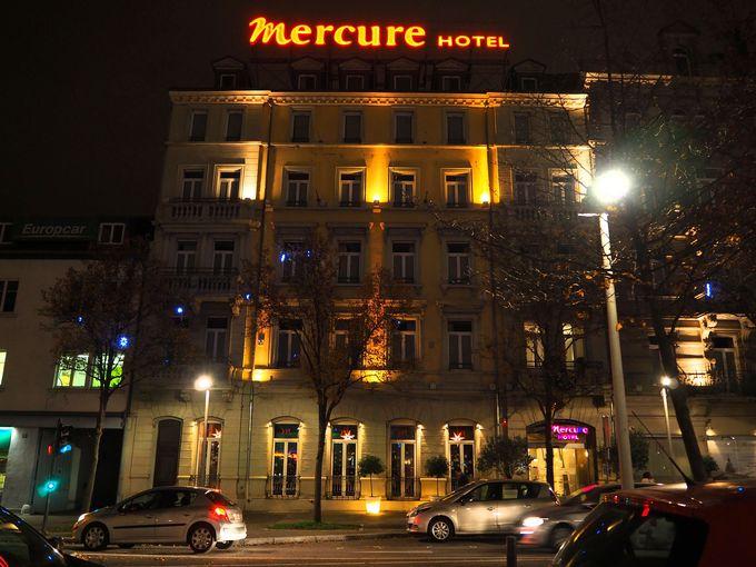 ストラスブールでホテルを選ぶなら
