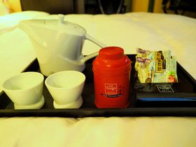 中山駅から48歩!「ザ・タンゴ台北南西」は、期待を裏切らない上質ホテル