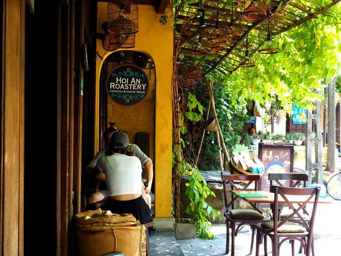 【2日目午後】カフェで一休み