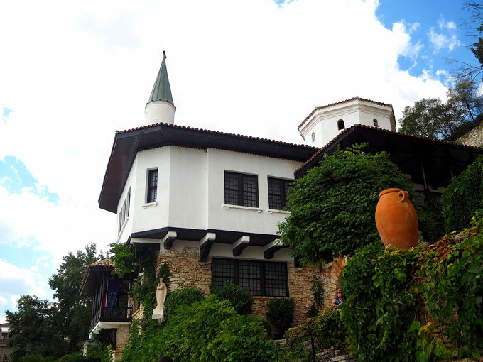 王妃の居城「静かなる隠れ家」
