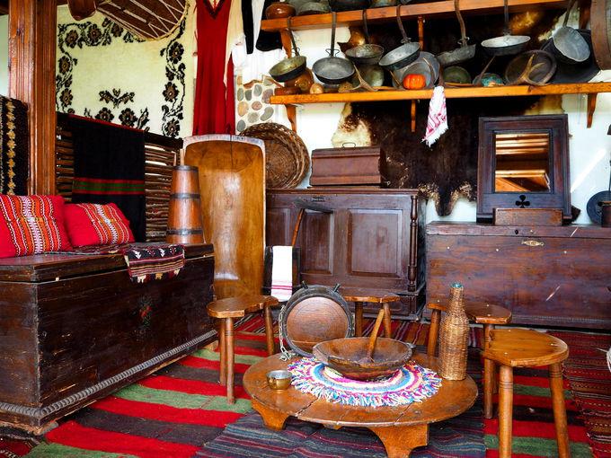 その3:ダマセナ民俗博物館