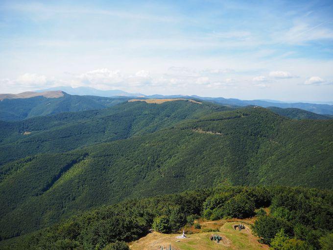 その4:シプカ岳