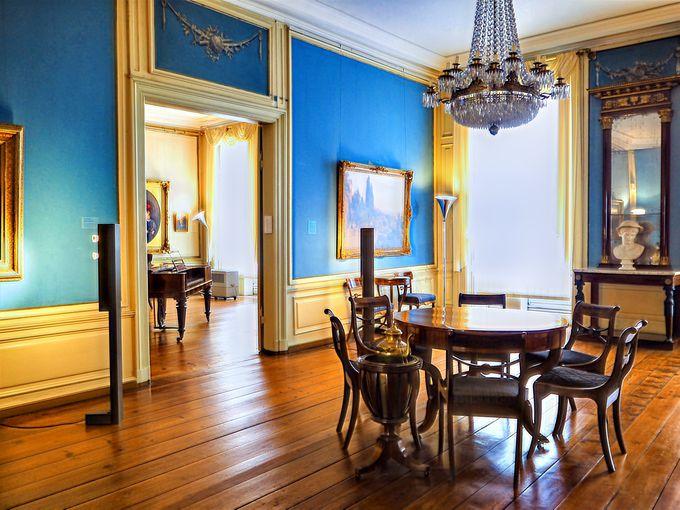 絵画好きにも館好きにも!「ベーンハウス・ドレーガーハウス博物館」