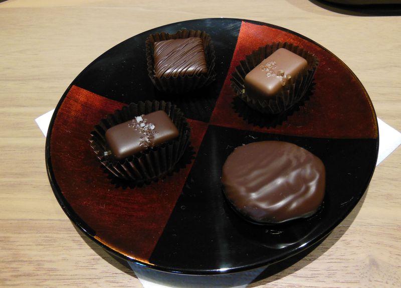 シアトル生まれの珠玉のチョコレート「フランズ」、ワインと一緒に召し上がれ!
