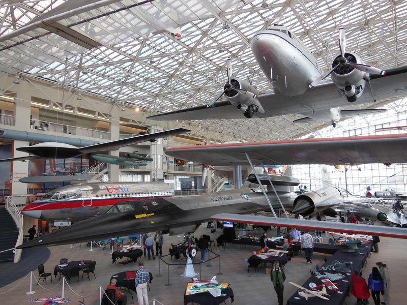 シアトルで空のロマンを体感!ボーイング社工場見学と航空博物館