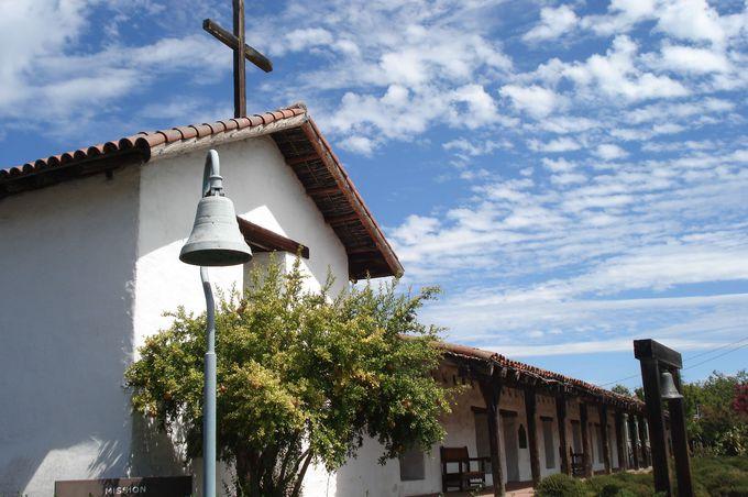 ミッションとともに発展していった、カリフォルニアワイン