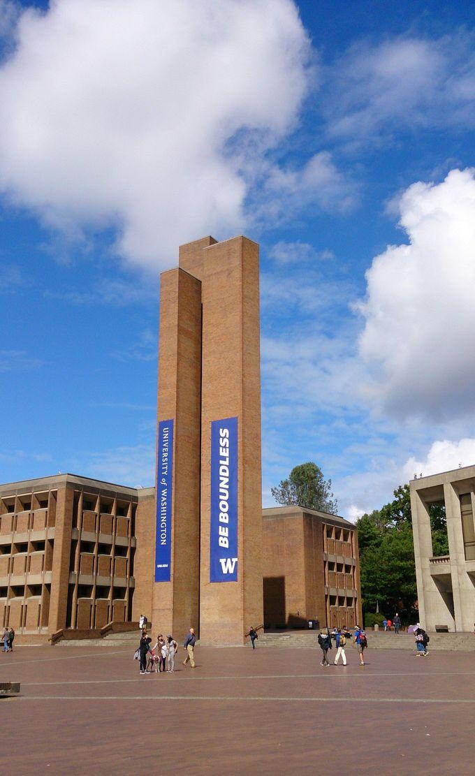 ワシントン大学周辺ではミュージアム見学と買い物も!