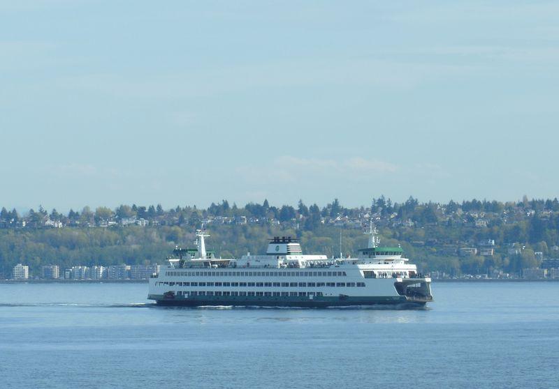 シアトルから船で!名物グルメと歴史を感じる「ベインブリッジ・アイランド」へ